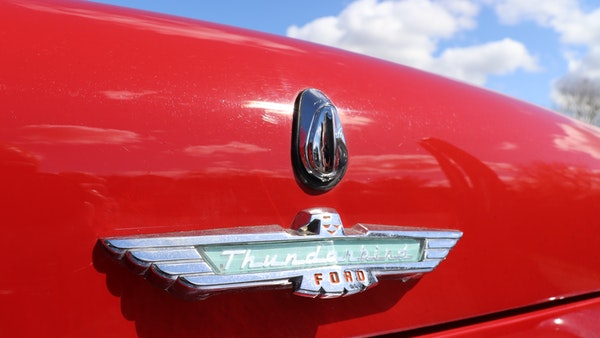 1957 Ford Thunderbird For Sale (picture 52 of 133)