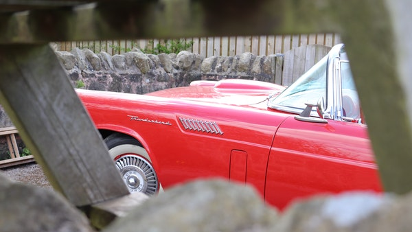1957 Ford Thunderbird For Sale (picture 19 of 133)