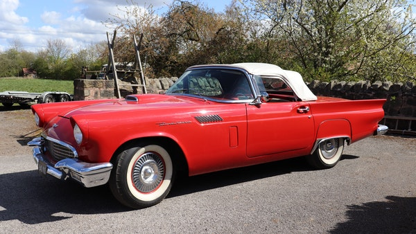 1957 Ford Thunderbird For Sale (picture 6 of 133)