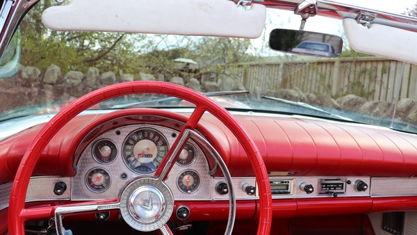 1957 Ford Thunderbird For Sale (picture 34 of 133)