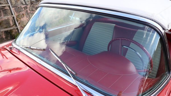 1957 Ford Thunderbird For Sale (picture 83 of 133)