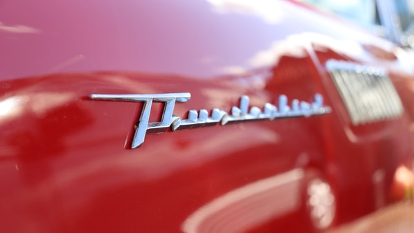 1957 Ford Thunderbird For Sale (picture 55 of 133)