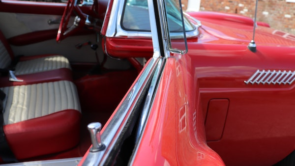 1957 Ford Thunderbird For Sale (picture 71 of 133)