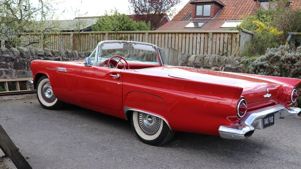 1957 Ford Thunderbird For Sale (picture 18 of 133)