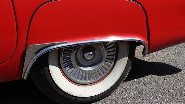 1957 Ford Thunderbird For Sale (picture 29 of 133)