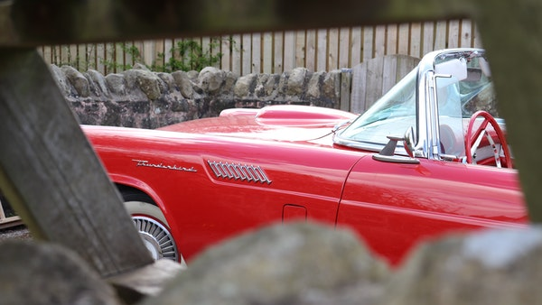 1957 Ford Thunderbird For Sale (picture 92 of 133)