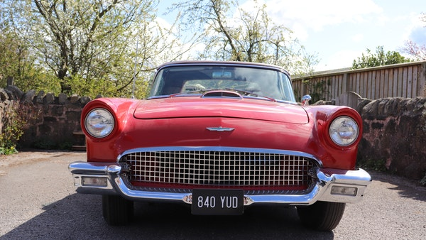 1957 Ford Thunderbird For Sale (picture 4 of 133)