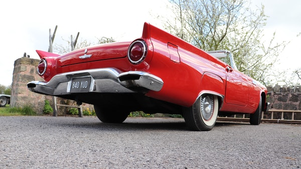 1957 Ford Thunderbird For Sale (picture 15 of 133)