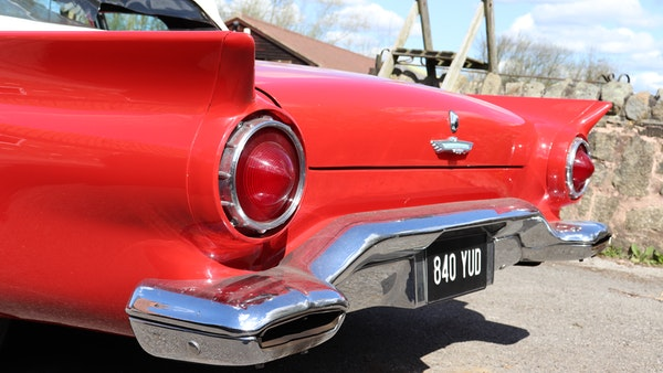 1957 Ford Thunderbird For Sale (picture 66 of 133)