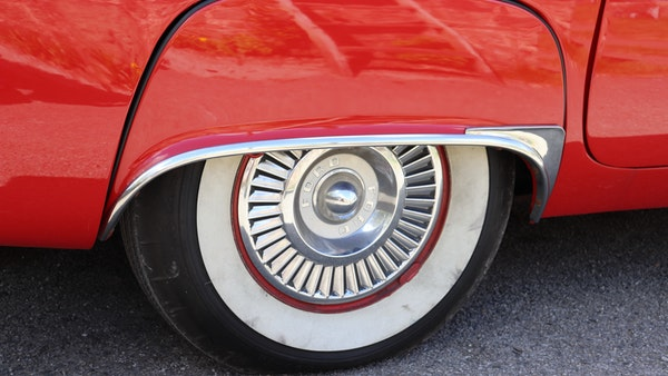 1957 Ford Thunderbird For Sale (picture 28 of 133)