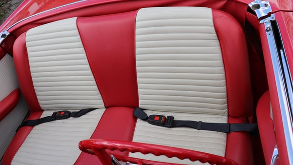 1957 Ford Thunderbird For Sale (picture 49 of 133)