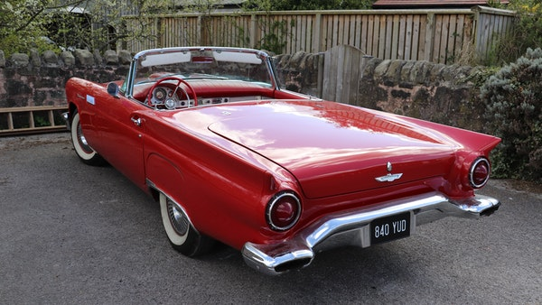1957 Ford Thunderbird For Sale (picture 16 of 133)