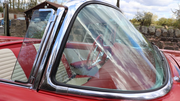1957 Ford Thunderbird For Sale (picture 107 of 133)