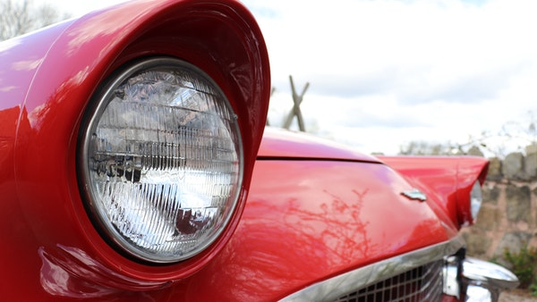 1957 Ford Thunderbird For Sale (picture 104 of 133)
