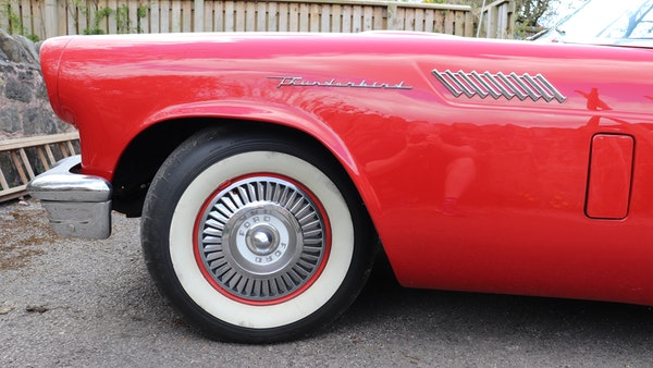 1957 Ford Thunderbird For Sale (picture 95 of 133)