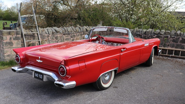 1957 Ford Thunderbird For Sale (picture 20 of 133)