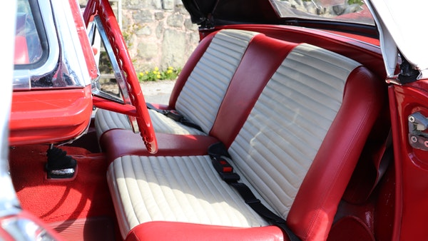 1957 Ford Thunderbird For Sale (picture 42 of 133)
