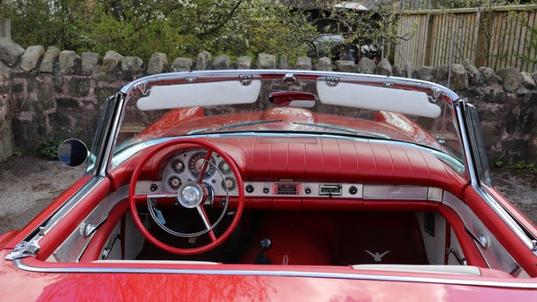 1957 Ford Thunderbird For Sale (picture 13 of 133)