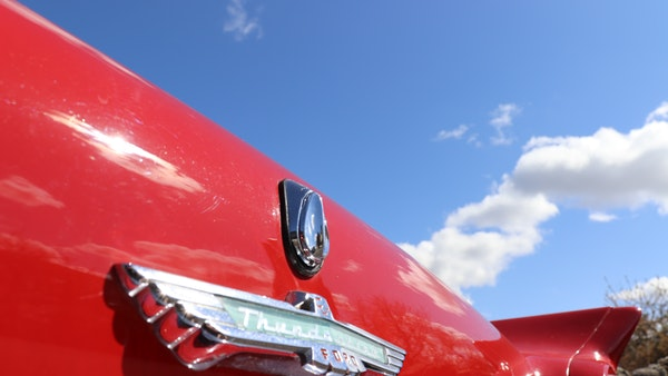 1957 Ford Thunderbird For Sale (picture 53 of 133)