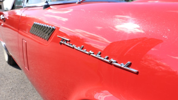 1957 Ford Thunderbird For Sale (picture 51 of 133)