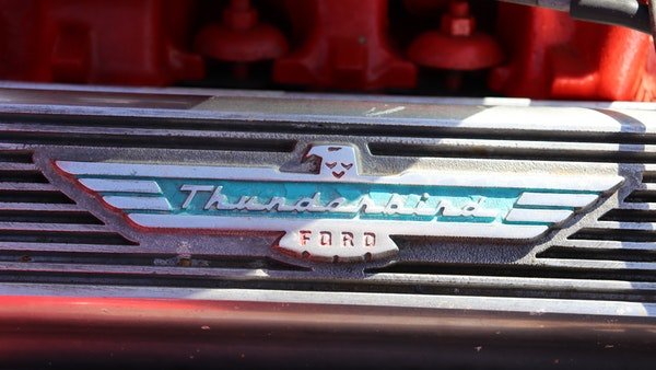 1957 Ford Thunderbird For Sale (picture 58 of 133)
