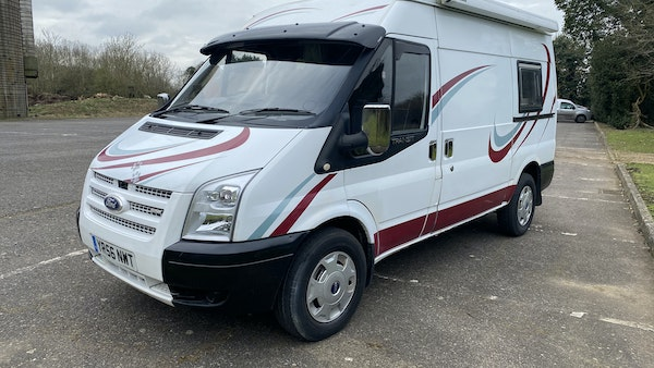 NO RESERVE! 2007 Ford Transit High-Top Two-Berth Campervan For Sale (picture 19 of 241)