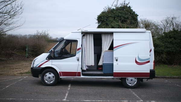 NO RESERVE! 2007 Ford Transit High-Top Two-Berth Campervan For Sale (picture 11 of 241)