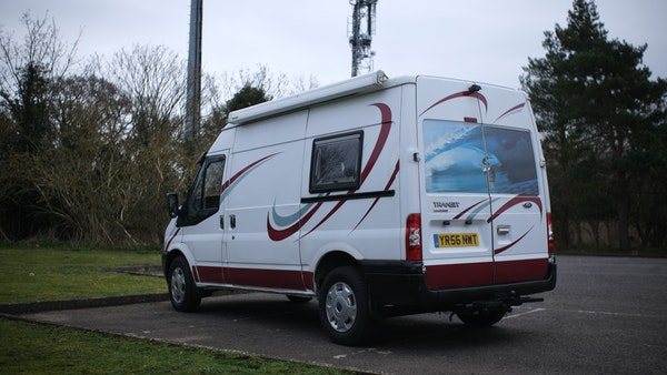 NO RESERVE! 2007 Ford Transit High-Top Two-Berth Campervan For Sale (picture 10 of 241)