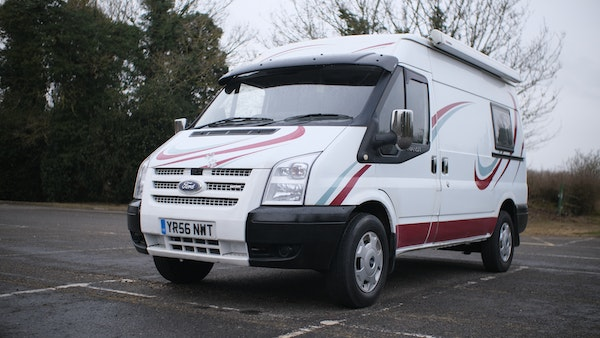 NO RESERVE! 2007 Ford Transit High-Top Two-Berth Campervan For Sale (picture 4 of 241)