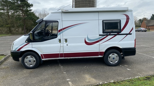 NO RESERVE! 2007 Ford Transit High-Top Two-Berth Campervan For Sale (picture 18 of 241)
