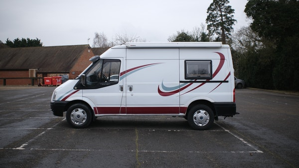 NO RESERVE! 2007 Ford Transit High-Top Two-Berth Campervan For Sale (picture 5 of 241)