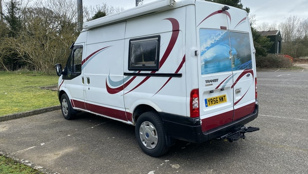 NO RESERVE! 2007 Ford Transit High-Top Two-Berth Campervan For Sale (picture 17 of 241)