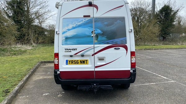 NO RESERVE! 2007 Ford Transit High-Top Two-Berth Campervan For Sale (picture 16 of 241)
