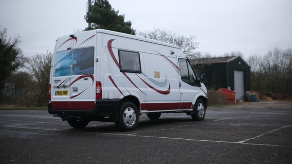 NO RESERVE! 2007 Ford Transit High-Top Two-Berth Campervan For Sale (picture 8 of 241)