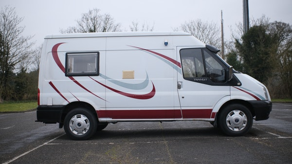 NO RESERVE! 2007 Ford Transit High-Top Two-Berth Campervan For Sale (picture 9 of 241)