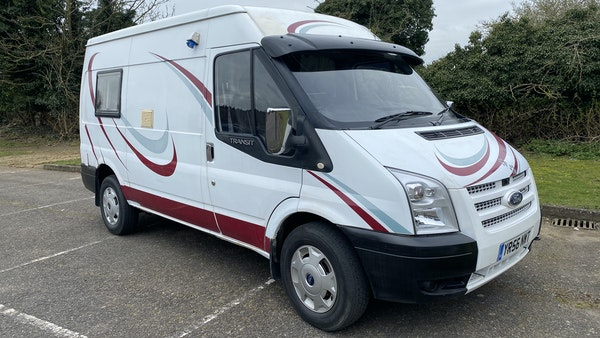NO RESERVE! 2007 Ford Transit High-Top Two-Berth Campervan For Sale (picture 13 of 241)