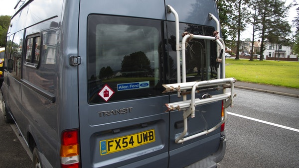 2004 Ford Transit 280 For Sale (picture 51 of 122)