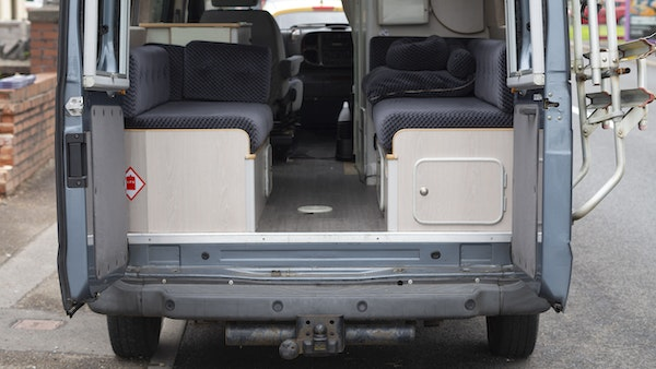 2004 Ford Transit 280 For Sale (picture 79 of 122)