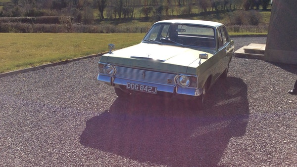 1970 Ford Zephyr 6 Mark IV For Sale (picture 5 of 35)
