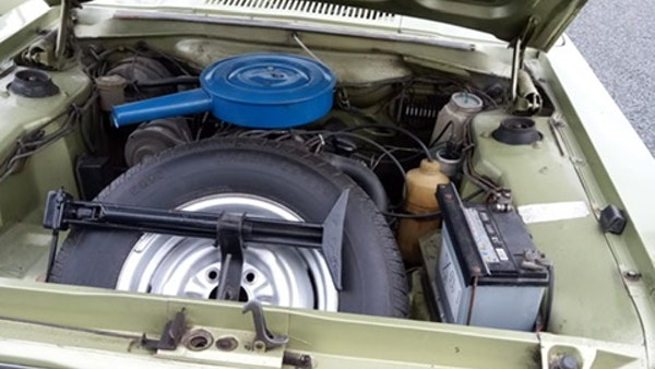 1970 Ford Zephyr 6 Mark IV For Sale (picture 25 of 35)