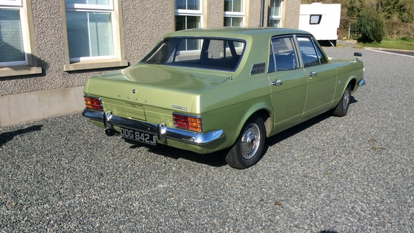 1970 Ford Zephyr 6 Mark IV For Sale (picture 3 of 35)