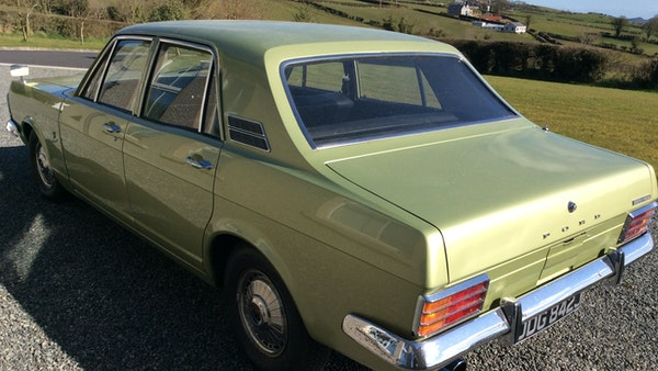 1970 Ford Zephyr 6 Mark IV For Sale (picture 4 of 35)