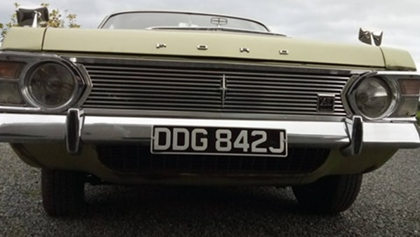 1970 Ford Zephyr 6 Mark IV For Sale (picture 9 of 35)