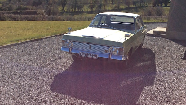 1970 Ford Zephyr 6 Mark IV For Sale (picture 10 of 65)