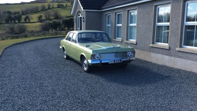 1970 Ford Zephyr 6 Mark IV