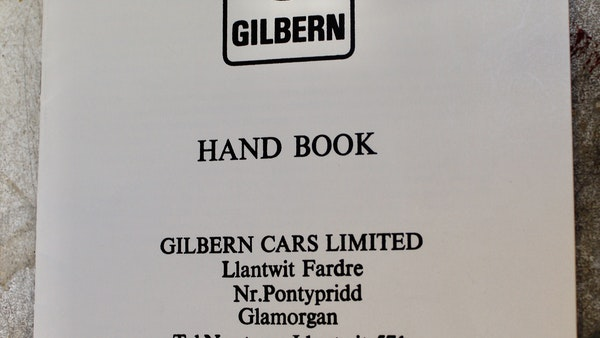 1968 Gilbern Genie For Sale (picture 92 of 134)