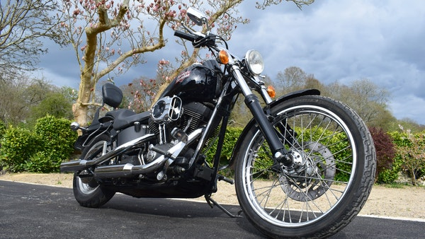 RESERVE LOWERED - 2000 Harley Davidson FXSTB Night Train For Sale (picture 3 of 60)