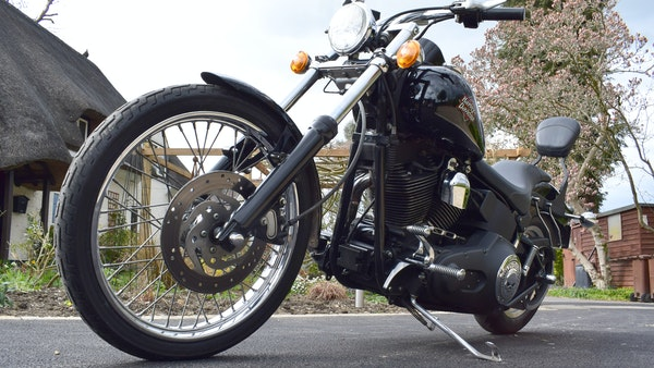 RESERVE LOWERED - 2000 Harley Davidson FXSTB Night Train For Sale (picture 16 of 60)