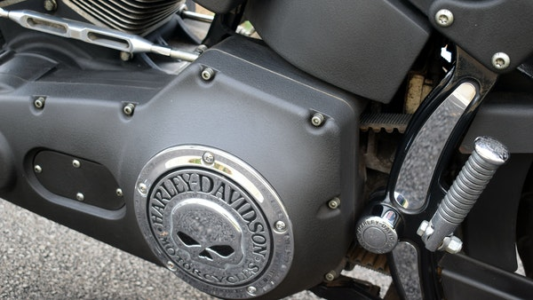 RESERVE LOWERED - 2000 Harley Davidson FXSTB Night Train For Sale (picture 33 of 60)