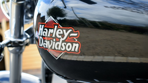 RESERVE LOWERED - 2000 Harley Davidson FXSTB Night Train For Sale (picture 36 of 60)